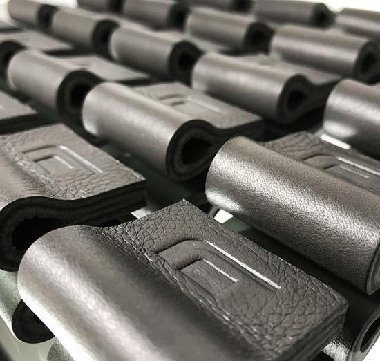 Individual leather pulls by minimaro - luxury furniture handles