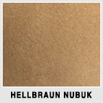 Hellbraun Nubuk / light brown nubuck