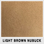 light brown nubuck
