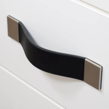 Furniture handle black